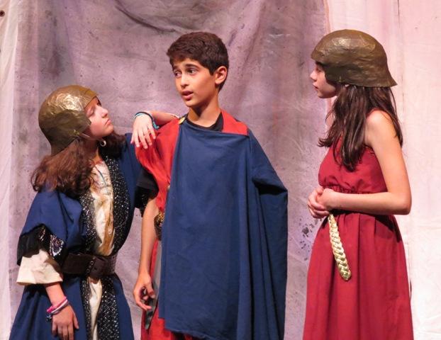 middle school actors