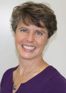 artistic director Jeanne Harrison